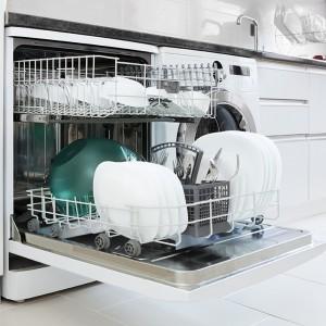 dishwasher and hard water